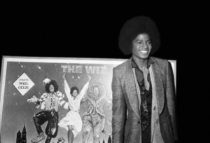 """The Wiz"" (Premiere)Michael Jackson1978** I.V. - Image 0628_0209"