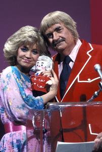 "Bob Keeshan""Captain Kangaroo"" & Barbara MandrellCirca.1980Photo By Gabi Rona - Image 0630_0006"