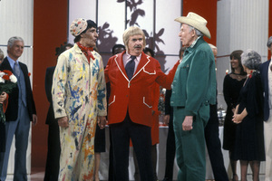 "Bob Keeshan""Captain Kangaroo"" & Hugh Brannum "" Mr. Green Jeans""Circa. 1979Photo By Gabi Rona - Image 0630_0013"