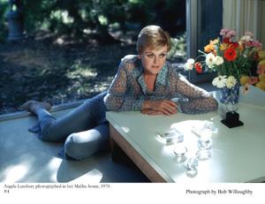 Angela Lansbury at home in Malibu, 1970 © 1978 Bob Willoughby - Image 0633_0029