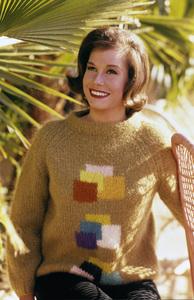 Mary Tyler Moore at homecirca 1963Photo by Gabi Rona - Image 0645_0001