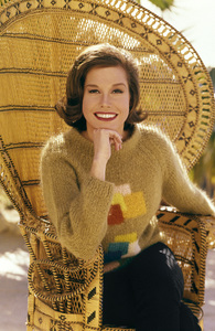 Mary Tyler Moore at homecirca 1963Photo by Gabi Rona - Image 0645_0006