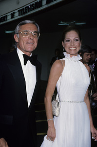 Mary Tyler Moore and husband Grant Tinkercirca 1970s© 1978 Gary Lewis - Image 0645_0140