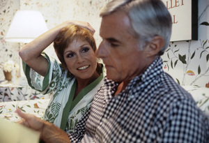 Mary Tyler Moore and Grant Tinker1978© 1978 Gene Trindl - Image 0645_0152