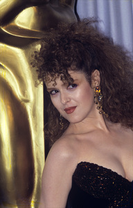Bernadette Peters at the Academy Awards1987© 1987 Gunther - Image 0649_0002