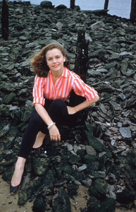 Lee Remick1956 © 2001 Mark Shaw - Image 0651_0019