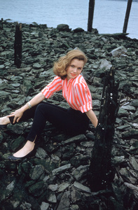 Lee Remick1956 © 2001 Mark Shaw - Image 0651_0020