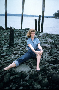 Lee Remick1956 © 2001 Mark Shaw - Image 0651_0021
