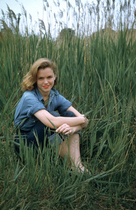 Lee Remick 1956 © 2001 Mark Shaw - Image 0651_0023