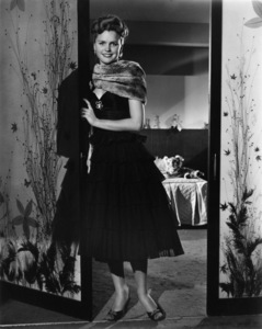 """Lee Remick in """"A Face in the Crowd""""1957Photo by Frank Serjack - Image 0651_0032"""