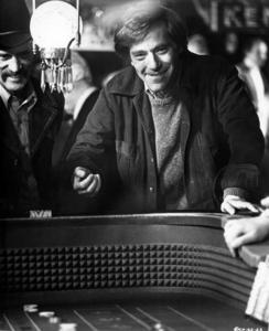 """George Segal in """"California Split""""1974 Columbia** I.V. / J.J. - Image 0654_0104"""