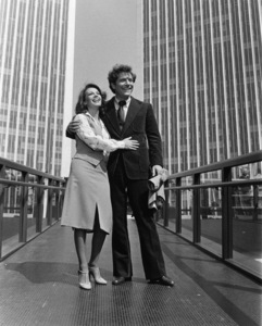 """""""The Last Married Couple in America""""Natalie Wood, George Segal© 1980 Universal Pictures** I.V. - Image 0654_0112"""