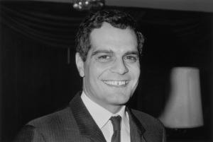 Omar Sharif1966 © 1978 Kim Maydole Lynch - Image 0655_0115