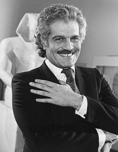 """Omar Sharif hosting """"Mysteries of the Great Pyramids""""1978**H.L. - Image 0655_0116"""