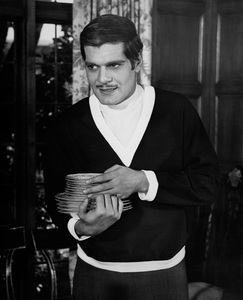 "Omar Sharif in ""Funny Girl""1968 Columbia - Image 0655_0121"