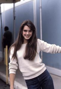 Brooke Shields1981 © 1981 Gunther - Image 0656_0199