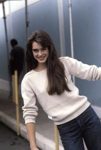 Brooke Shields1981 © 1981 Gunther - Image 0656_0200