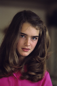 Brooke Shieldscirca 1970s © 1978 Gary Lewis - Image 0656_0220
