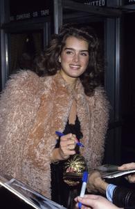 Brooke Shieldscirca 1980s © 1980 Gary Lewis - Image 0656_0230