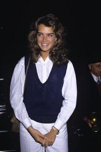 Brooke Shieldscirca 1980s © 1980 Gary Lewis - Image 0656_0232