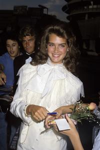 Brooke Shieldscirca 1980s© 1980 Gary Lewis - Image 0656_0236