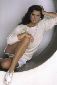 Brooke Shields1987© 1987 Mario Casilli - Image 0656_0240