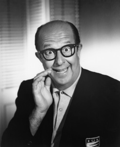 """""""The New Phil Silvers Show""""Phil Silvers1963 Photo by Gabi Rona - Image 0657_0027"""