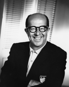 """""""The New Phil Silvers Show""""Phil Silvers1963 Photo by Gabi Rona - Image 0657_0031"""