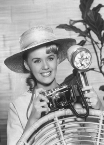 """Connie Stevensin """"Susan Slade""""1961 Warner Brothers - Image 0658_0001"""