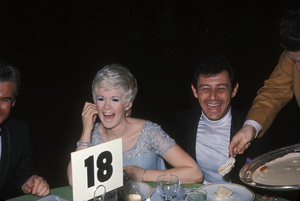 Connie Stevens and Eddie Fisher1967 © 1978 Gunther - Image 0658_0080