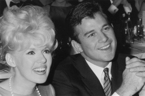 Connie Stevens With James Stacy 1963 © 1978 Kim Maydole Lynch - Image 0658_0112