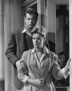 Connie Stevens and Troy Donahue1961 - Image 0658_0137