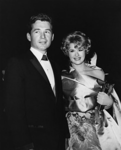 Connie Stevens and Gary Clarke at the Academy Awardscirca 1960sPhoto by Joe Shere - Image 0658_0142