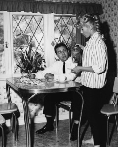 Connie Stevens and her fathercirca 1960sPhoto by Joe Shere - Image 0658_0158