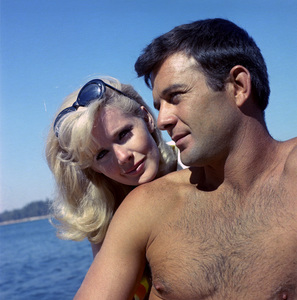 Connie Stevens and James Stacy1964© 1978 Wallace Seawell  - Image 0658_0163