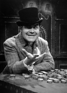 """Jonathan Winters on """"The Shirley Temple Show""""circa 1961Photo by Gerald Smith - Image 0663_1001"""