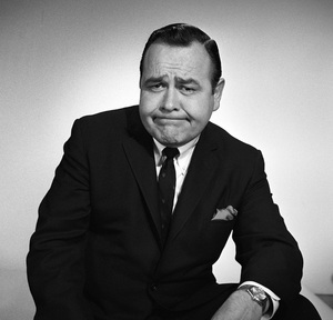 Jonathan Winters1966Photo by Bud Fraker - Image 0663_1016