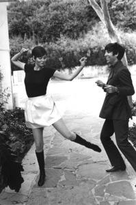 Lesley Ann Warren with Jon Peterscirca 1968 © 1978 Gunther - Image 0665_0006