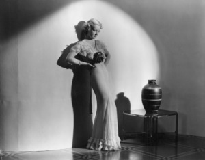 "Bette Davis publicity for ""Bureau Of Missing Persons""August 1933Photo by Elmer Fryer - Image 0701_0001"