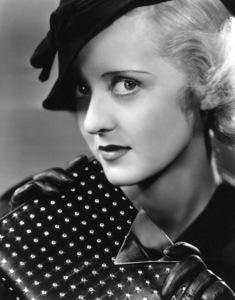 Bette Davis, 1933.Photo by Elmer Fryer - Image 0701_0002