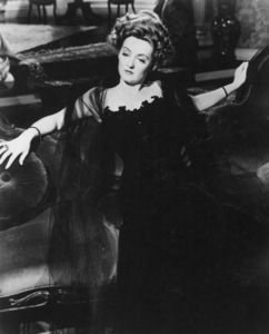 """Bette Davis in """"The Little Foxes,"""" 1941.Photo by Scotty Welbourne - Image 0701_0025"""