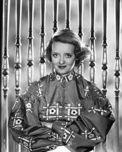 "Bette Davis publicity stillfor ""The Golden Arrow,"" 1936. - Image 0701_0041"
