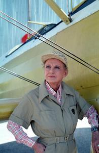 Bette DavisC. 1981Photo by Herb Ball - Image 0701_0064