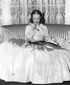 """Bette Davis""""The Old Maid,"""" 1939. - Image 0701_0285"""