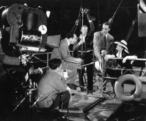 """Now Voyager,"" 1942.Director Irving Rapper, Bette Davis, Paul HenreidPhoto by Bert Six - Image 0701_0297"