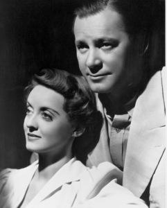 """Bette Davis, Herbert Marhsall""""The Letter"""" 1940 - Image 0701_0586"""