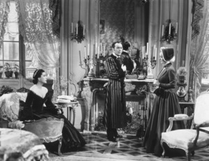 """Bette Davis, Charles Boyer""""All This And Heaven Too"""" 1940.Photo by Bert Six - Image 0701_0672"""