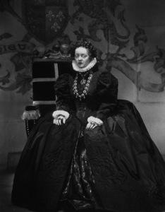 "Bette Davis as Queen Elizabeth I in ""Private Lives of Elizabeth and Essex""1939 Warner BrothersPhoto by Bert Six - Image 0701_0673"