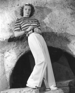 Bette Davis, c. 1940.Photo by Scotty Welbourne - Image 0701_1010