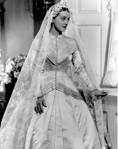 """Bette Davis in character for """"The Old Maid,"""" 1939. - Image 0701_1200"""